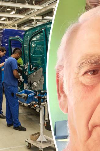 """Johny (64) zakt in elkaar aan de band van Volvo Trucks en sterft: """"Een interimmer van 64? Daar vallen vragen bij te stellen"""""""