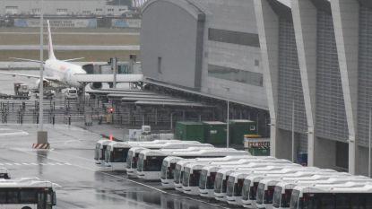 Brussels Airport zet vier elektrische bussen in om festivalgangers naar Paradise City te vervoeren