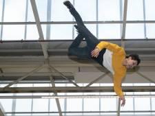 Onmogelijke omwentelingen en spectaculaire salto's bij Streetdiving op Area51 in Eindhoven