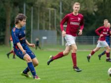 VOETBALPROGRAMMA: Kelderklasse-derby prooi voor CHRC, foutje bij de KNVB voor GVC