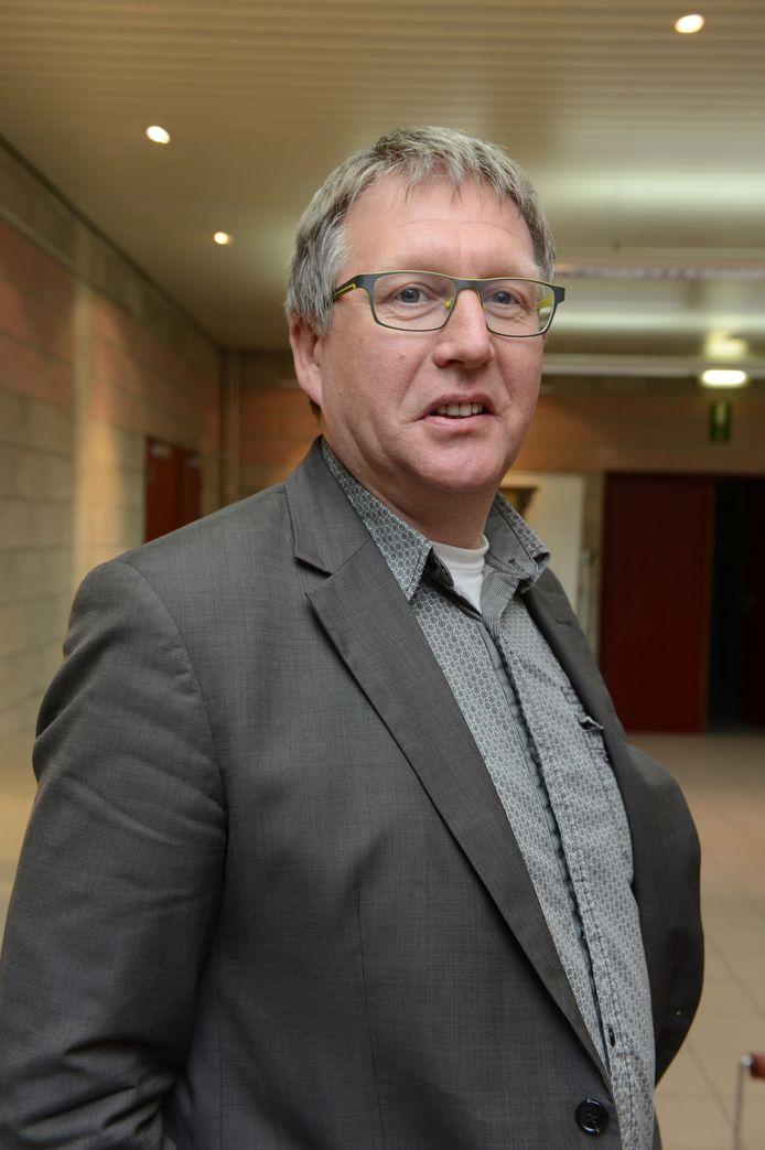 Bart Nevens is gedeputeerde voor Leefmilieu in Vlaams-Brabant.