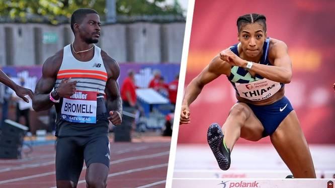 De nieuwe Bolt, 'rocket mom' en... Queen Nafi natuurlijk: deze sterren van de atletiek mag u niet missen