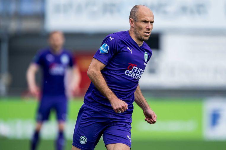 Arjen Robben Beeld ANP