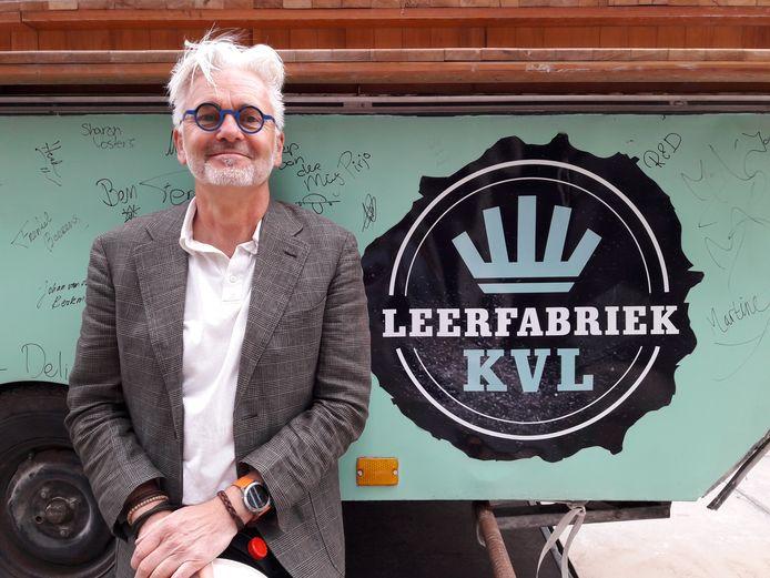 Ben ten Hove werkte voor zowel de provincie als projectontwikkelaar Polimeks aan de herbestemming van het KVL-terrein in Oisterwijk