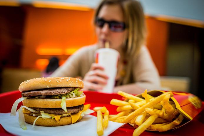 Big Mac is de iconische hamburger van McDonald's.