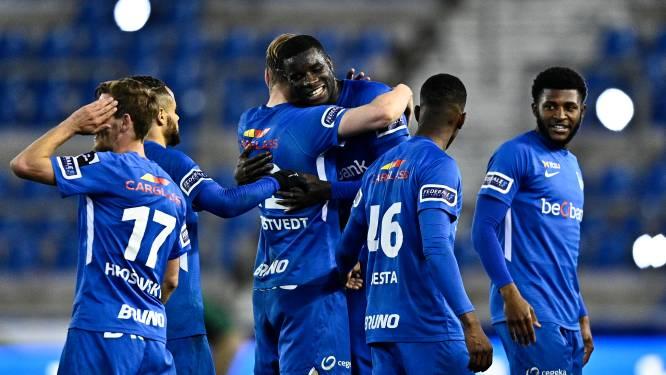 Onze punten na RC Genk - Club Brugge: véél middelmaat bij blauw-zwart, drie uitblinkers bij de Limburgers