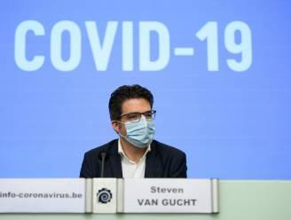 """Van Gucht over versoepelingen: """"We gooien het mondmasker iets te snel weg"""""""