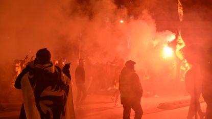 Tegenbetogers 'Mars op Brussel' houden vergadering