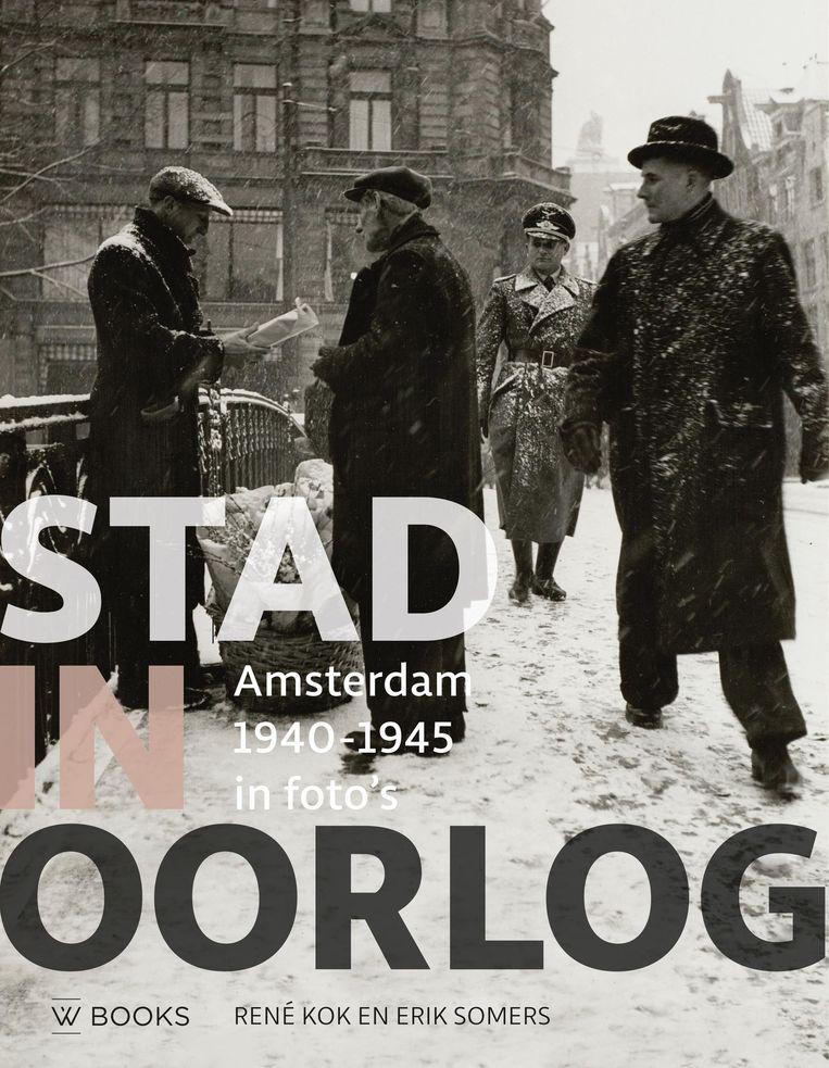 De cover van het boek. Beeld Charles Breijer / NF