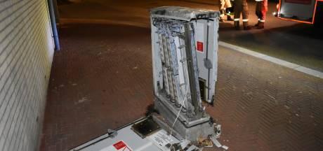 Elektriciteitskast KPN in brand gestoken in Bemmel