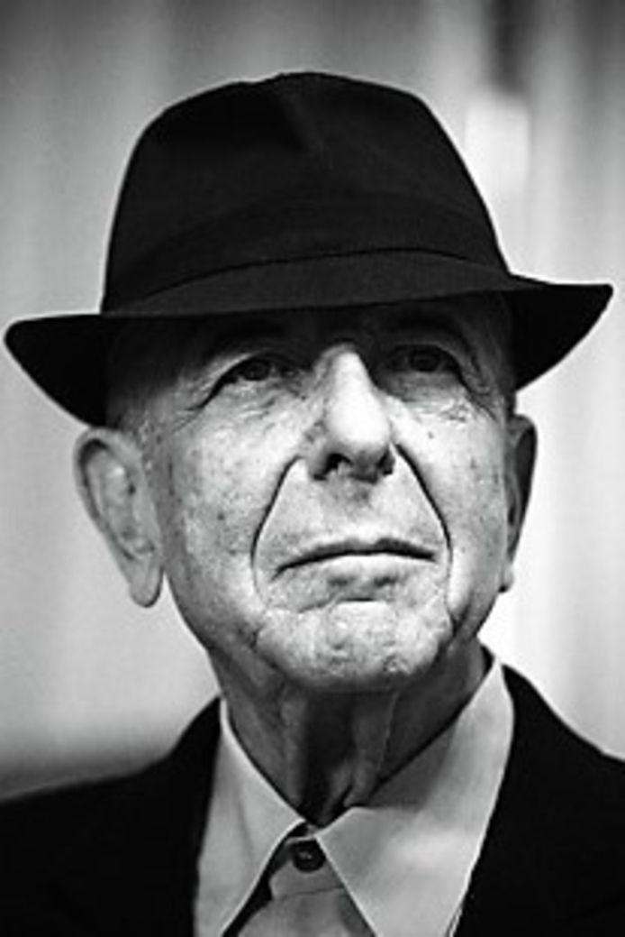 Leonard Cohen. Op 30 maart speelt het Avalanche Quartet in Theater Bouwkunde songs van de Canadese troubadour.