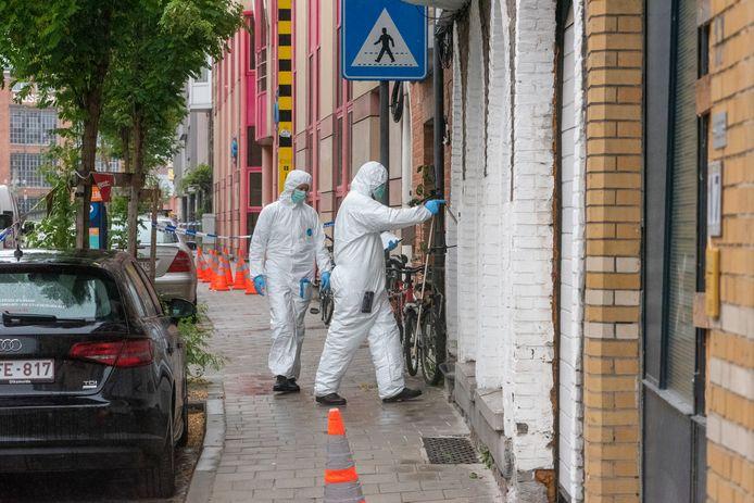 Onderzoek Kongostraat Gent