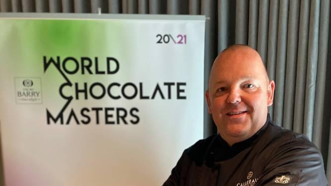 Wordt Wim Vyverman vandaag 'Belgian Chocolate Master'?
