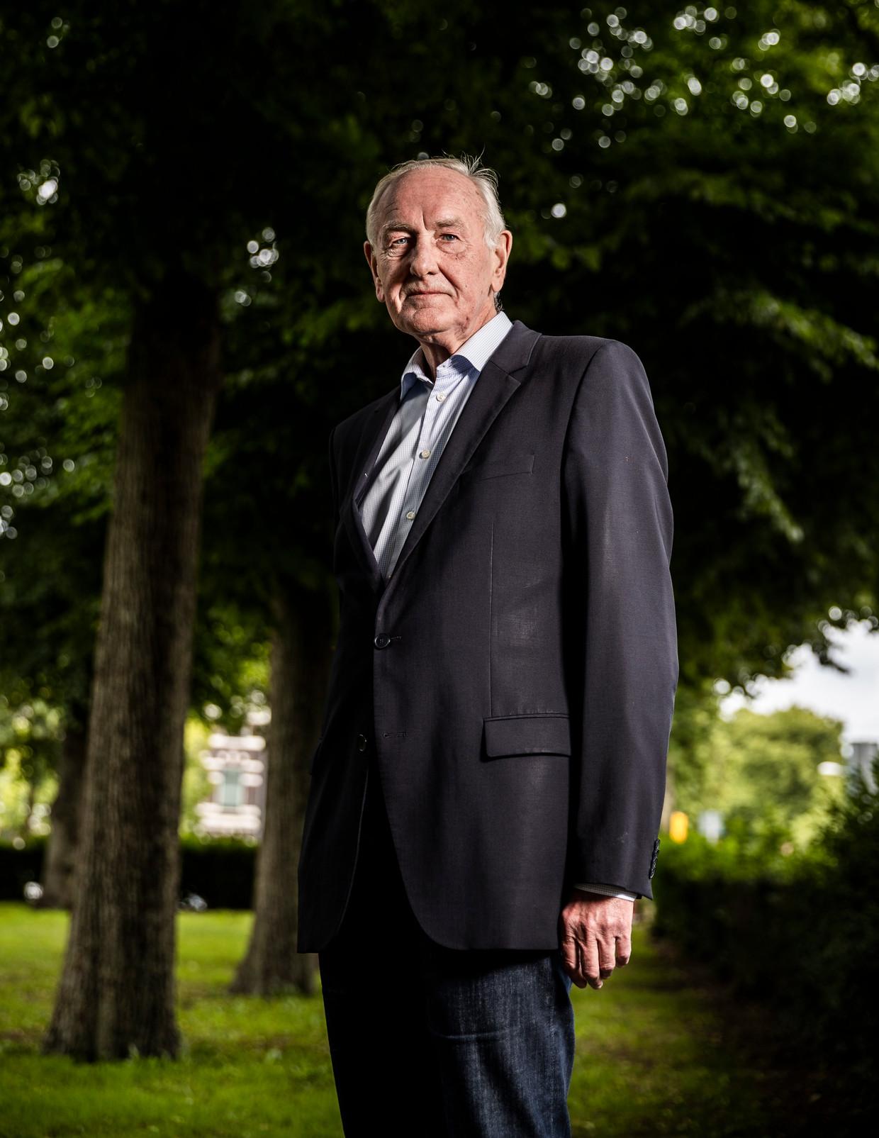 VVD-politicus Johan Remkes.  Beeld Jiri Büller