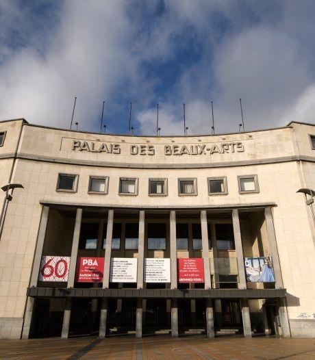 Coronavirus: un spectacle est annulé au Palais des Beaux-Arts de Charleroi