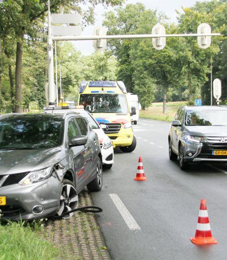 Gewonde bij ongeval kruising N350/N347 bij Rijssen