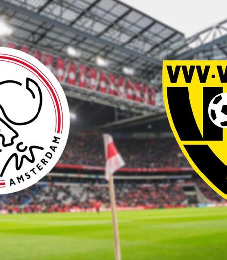 Ajax wil waardig seizoenseinde inluiden tegen VVV