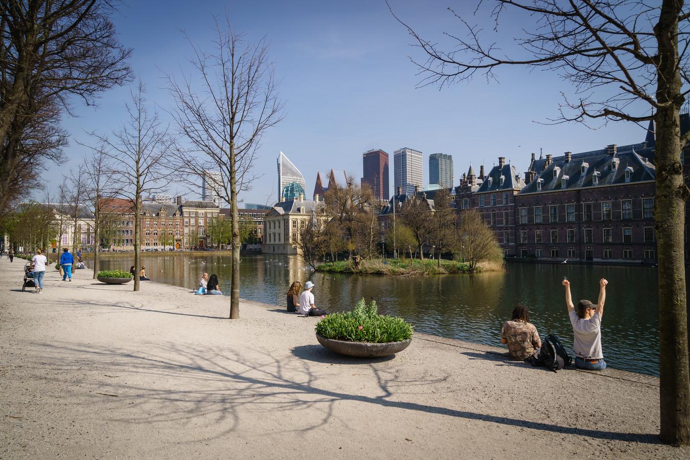 Keren de bezoekers ooit weer in groten getale terug naar Den Haag? ,,Dat is moeilijk te voorspellen.''