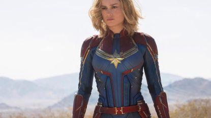 """Nieuwe beelden Captain Marvel zijn veelbelovend: """"Ze heeft een kort lontje en wacht niet op orders"""""""