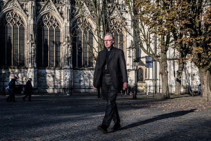 Bisschop Gerard de Korte.