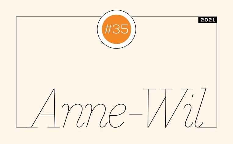 Anne-Wil 35 Beeld Libelle