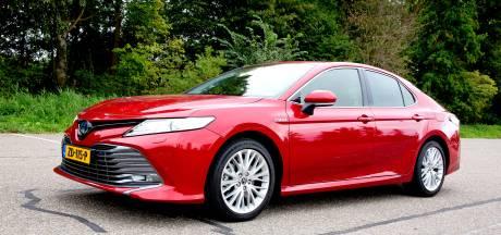 Test Toyota Camry: hybride maakt het verschil