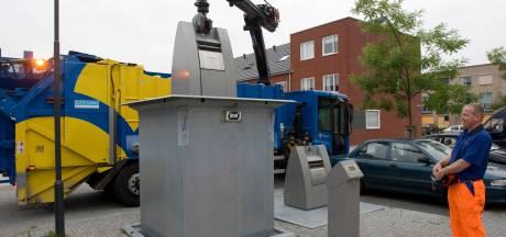 Help! De ondergrondse vuilcontainers in Groningen doen het niet