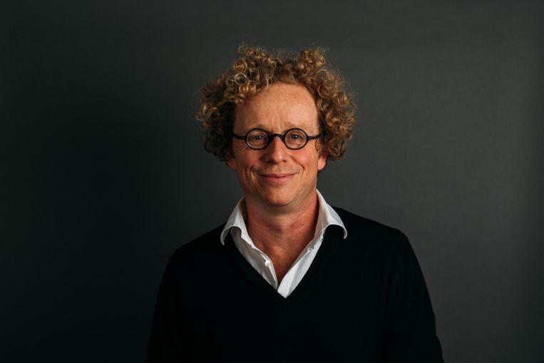 Koen Vidal is commentator bij De Morgen. Beeld Eva Beeusaert