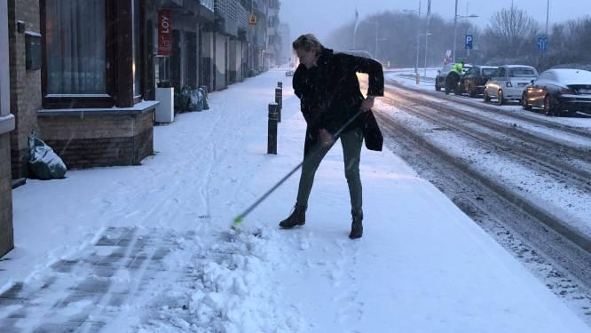 Clean Team gaat deze winter langs bij hulpbehoevenden om sneeuw te ruimen