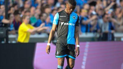 FT België 5/05: Club Brugge moet het nog even zonder Limbombe stellen - Vanden Stock moet bemiddelen