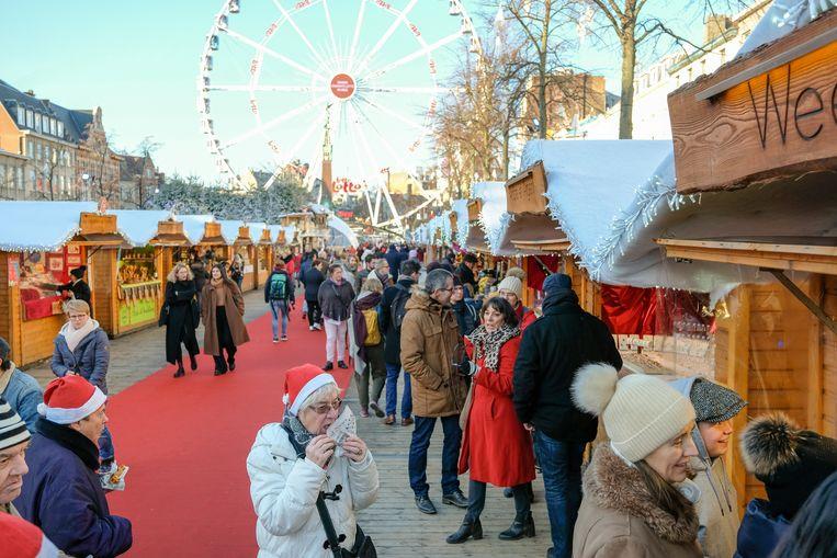 Archief Kerst Brussel.