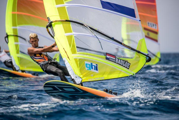 Badloe strijdt komende week op het WK ook voor een olympisch ticket.