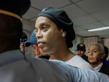 Verzoek tot huisarrest Ronaldinho verworpen door rechtbank in Paraguay