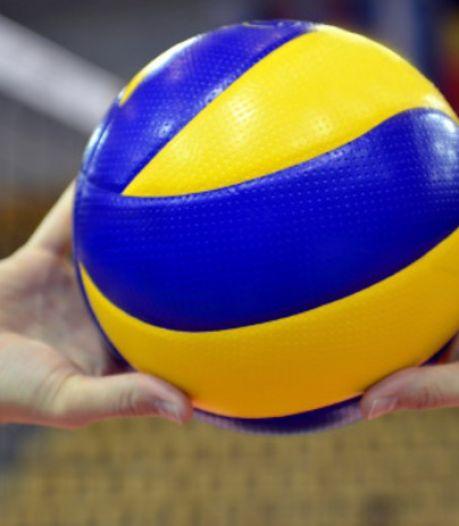 Volleyballers VVH hebben droomstart in eerste divisie
