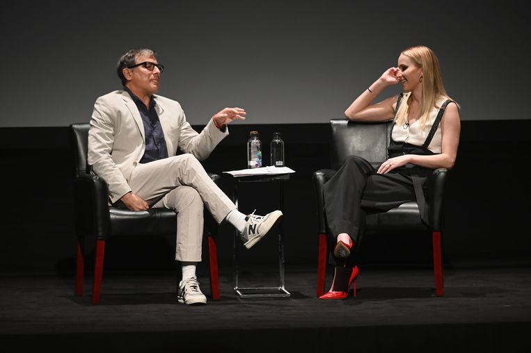 Regisseur David O. Russell en Jennifer Lawrence vertelling over hun samenwerking