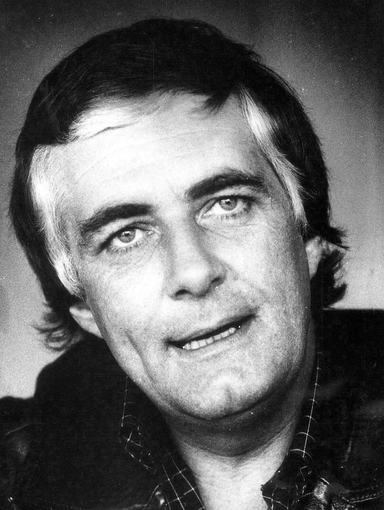 Aad van den Heuvel, 1976. Beeld Wubbo de Jong/Het Parool
