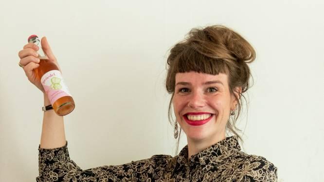 Dina (34) brengt 'Duitse' frisdrank naar Nederland: 'Puur en verfrissend'