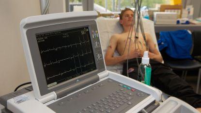 Gratis hartscreening in zaal 'Meeke Mol'