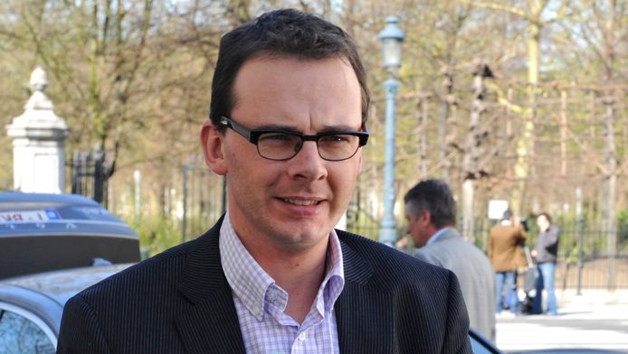 "CD&V-voorzitter Wouter Beke: ""Lokale verkiezingen moeten over lokale thema's gaan."""