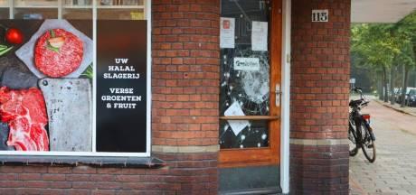 Maatregelen na aanslag op slagerij: 'Sluiting van de zaak is mogelijk als zwaarste maatregel'