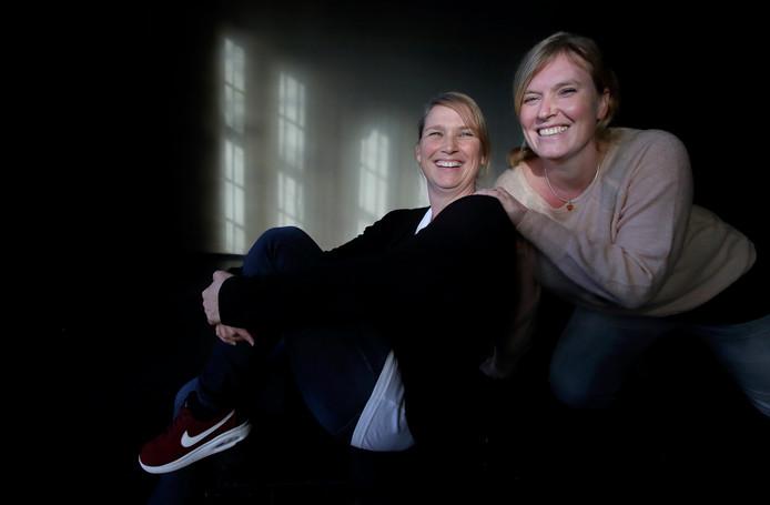 Melissa Kramer en Saskia Hanewinckel starten in januari met de speciale lessen.
