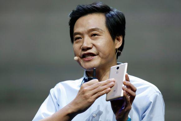 Lei Jun, CEO van Xiaomi.