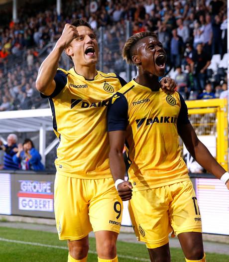 Club Brugge wint Belgische topper bij Charleroi