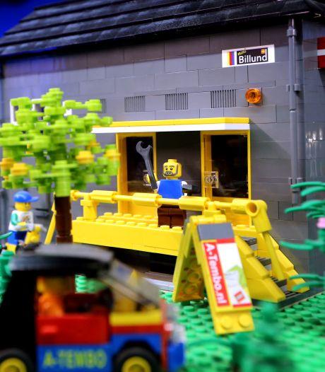 LEGO-paradijs in Wagenberg staat te koop: 'Je kunt hier een escape room van maken'