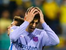 Incapable de s'imposer à Cadix, le Barça toujours à la peine