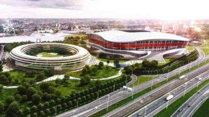 Ghelamco trekt naar Raad van State voor Eurostadion