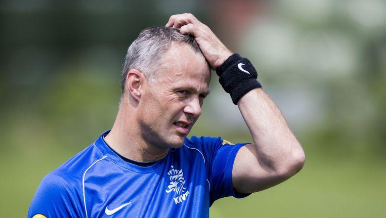 Scheidsrechter Björn Kuipers. Beeld anp