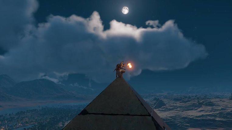 Assassin's Creed Origins, screenshot sam.