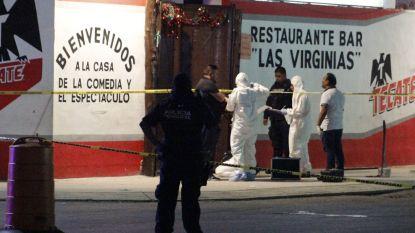 Zeven doden bij schietpartij in bar in toeristische Mexicaanse badplaats