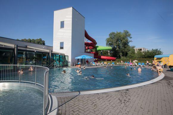 buitenzwembad Lago Pelt Dommelslag